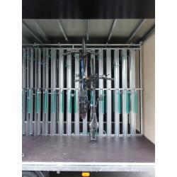 Přívěsné vozíky na přepravu jízdních kol