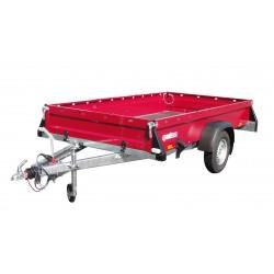 Přívěsný vozík Spectrum A 13.21 brzděný, 1300 kg