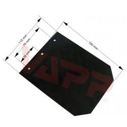 Zástěrka VAPP 150x115 mm polyetylénová