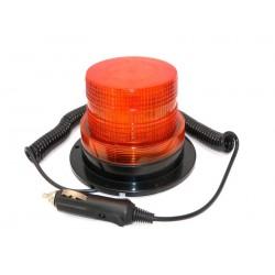 Maják magnetický LED žlutý ELTA SUPALED 12 / 24V