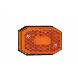 Svítilna boční obrysová Fristom FT-001 Ž s odrazkou (Flexipoint)