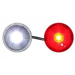 LED modul 12-24V, červeno - bílý ke svítilnám 295BC až 299BC