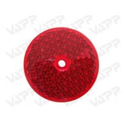Odrazka červená kulatá pr. 60 mm Jokon R86