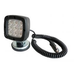 Svítilna pracovní Fristom FT-036 LED diodová, 12-50 V s magnetem a kabelem 3m