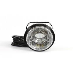 Svítilna pracovní WAS W78 / 562 diodová, 12-24 V, rozptýlené světlo