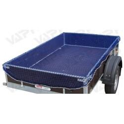 Zakrývací síť pro přívěsný vozík 350 x 180 cm
