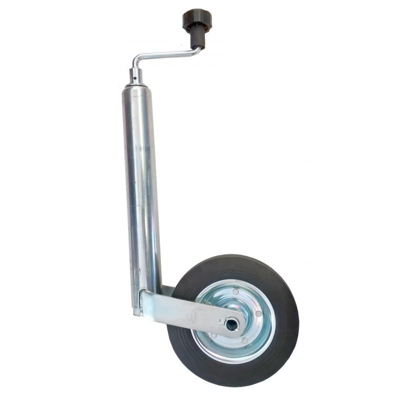 Opěrné kolečko Protempo průměr 48 mm (ocelový disk) 150 kg