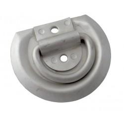 Kotevní miska nerezová TT750 s rovným bokem, nezápustná, 750 kg
