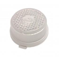 Sklo bílé s odrazkou svítilny Jokon PLR 272 (přední obrysová)