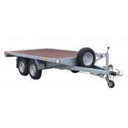 Přívěsný vozík CARGO D 27.3 brzděný, 2700 kg
