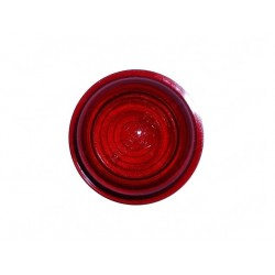 Sklo červené svítilny GMAK G06 / x (doplňková obrysová)