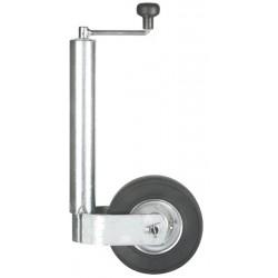 Kolečko opěrné WW ST 60 / V / 255 SB (ocelový disk) 400 kg
