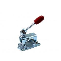 Držák opěrného kolečka 48 mm sklopná klička AL-KO
