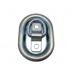 Kotevní miska TT1500 - 145x100 mm (zápustná, 1500 kg)