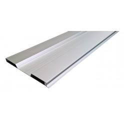Bočnice hliníková elox 400 mm / A