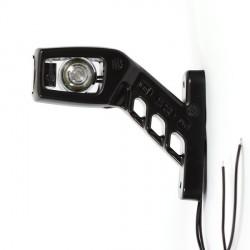 Svítilna doplňková obrysová LED WAS 242L, 12-24V, levá, 135 mm