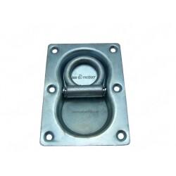 Kotevní miska 145x105 mm (zápustná, 1000 kg)