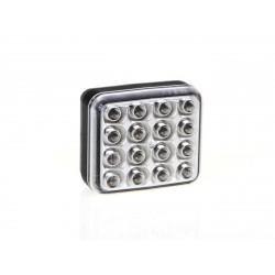Svítilna couvací zadní LED Fristom FT-041, 12-36V, kabel 2x0,75 mm