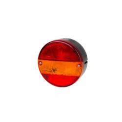 Svítilna sdružená Fristom MD-016 s osvětlením SPZ