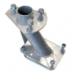 Držák rezervy pro kola s roztečí 5x112 mm, montáž na jekl