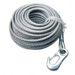 Ocelové lano k navijáku 501...