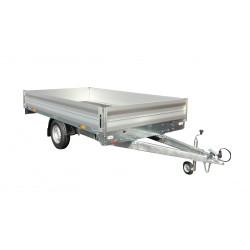 Přívěsný vozík Cargo light 08 nebrzděný, 750 kg
