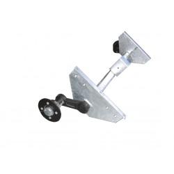 Náprava na přívěsný vozík, nebrzděná - přívěs Vario A 750 kg