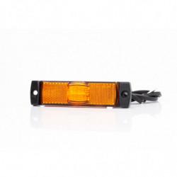 Pozička FT-017 LED oranžová...