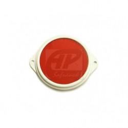 Odrazka červená 85 mm