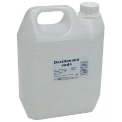 Destilovaná voda - 3 litry