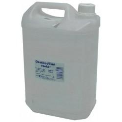 Destilovaná voda - 5 litrů