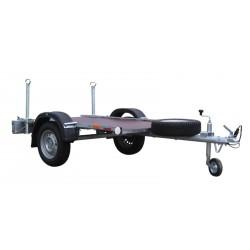 Přívěsný vozík DV 15B...