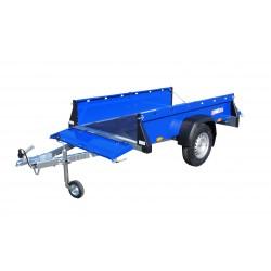 Přívěsný vozík Spectrum C 08.30 nebrzděný, 750 kg