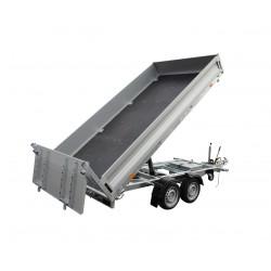 Přívěsný vozík JUKI 30.3 brzděný, 3000 kg