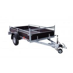 Přívěsný vozík VARIO B 13.2 brzděný, 1300 kg