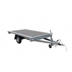 Přívěsný vozík Cargo light 10 brzděný, 1000 kg